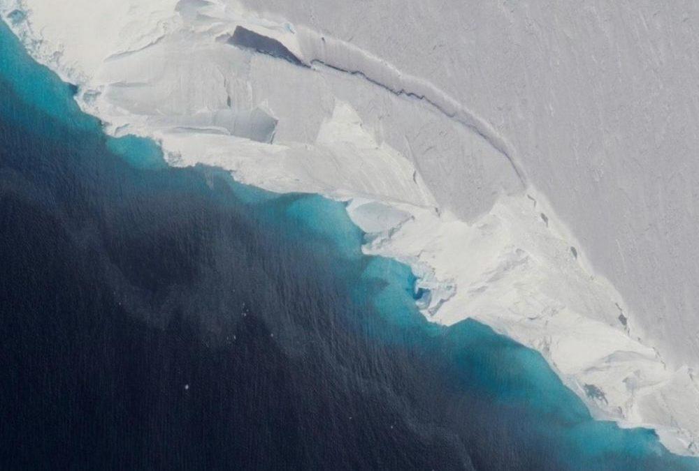Antarctique ouest : pourquoi la fonte du glacier Thwaites inquiète les scientifiques