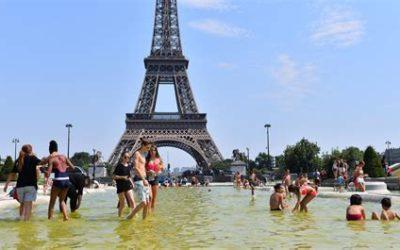 Forte chaleur cet été sur la planète