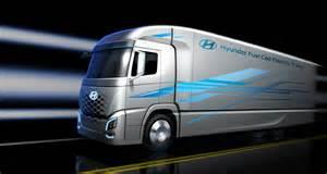 La Suisse se dote de camions à hydrogène