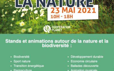 Fête de la Nature à Aubagne dimanche 23 Mai de 10h à 18h